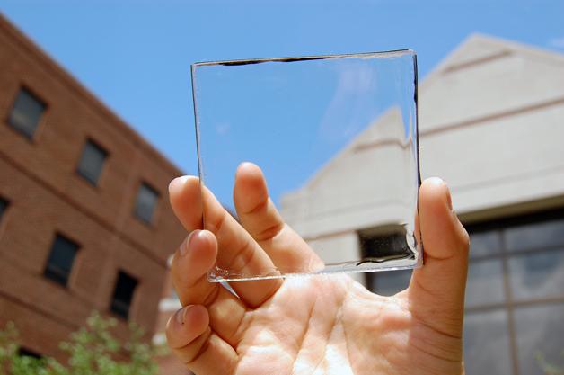 Célula fotovoltaica - Tipos alternativos