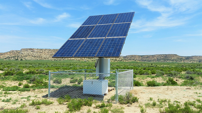 O que é energia Solar - Sistemas isolados componentes e funcionamento