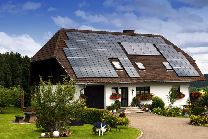 O que é energia Solar - Sistemas on grid componentes e funcionamento