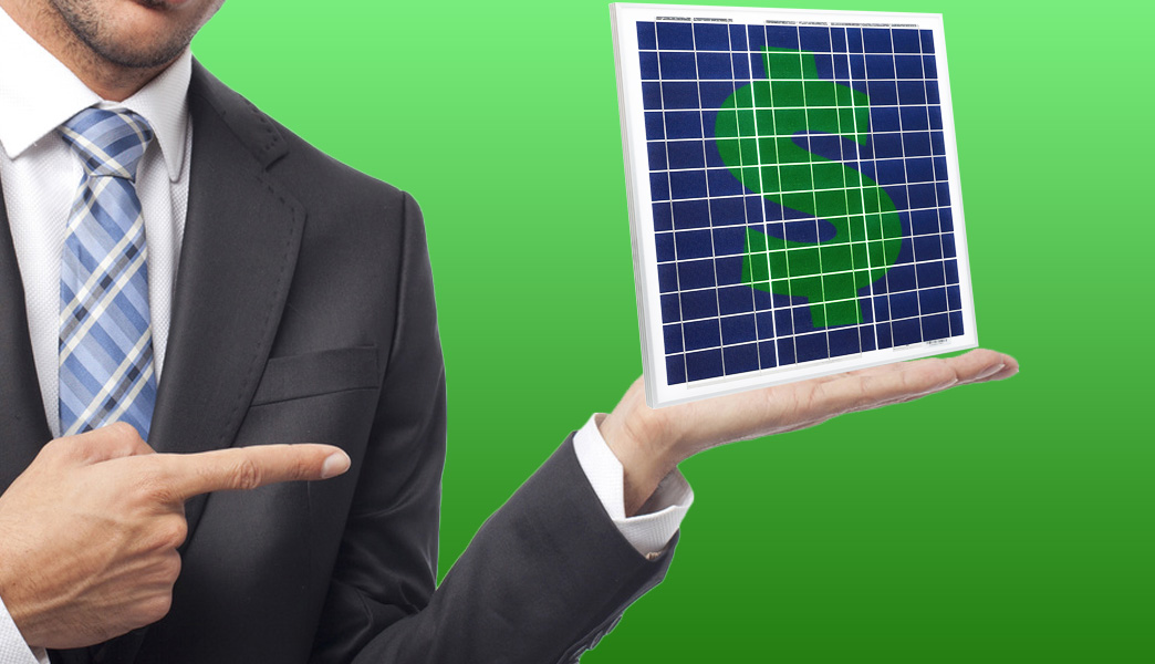 Painel Solar Fotovoltaico - Comercial