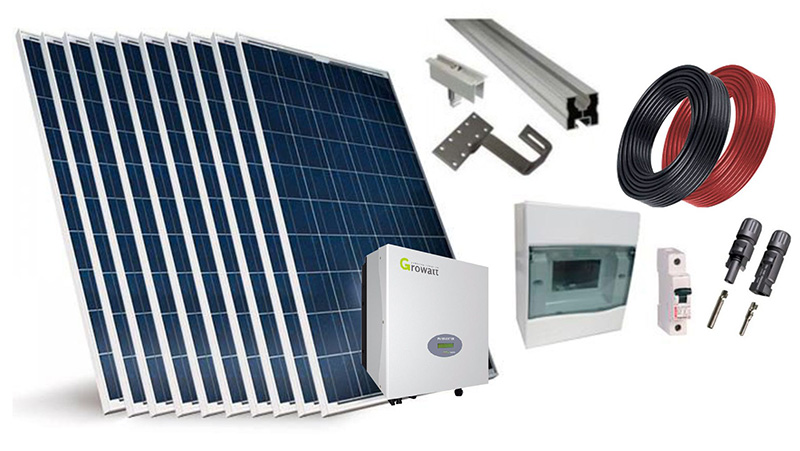 Fornecedores fotovoltaicos on-grid