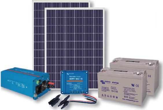 Fornecedores Fotovoltaicos Off-grid